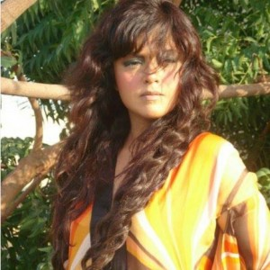 Beautiful Maria Wasti