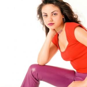 Beautiful Pictures of Mila Kunis