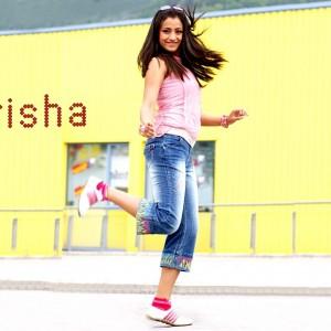 Beautiful Pictures of Trisha Krishnan
