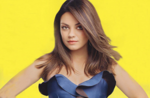 Biography of Mila Kunis and 24 Beautiful Pictures