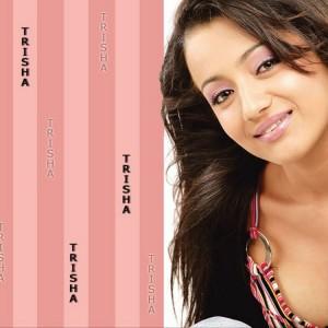 Cool Wallpapers of Trisha Krishnan