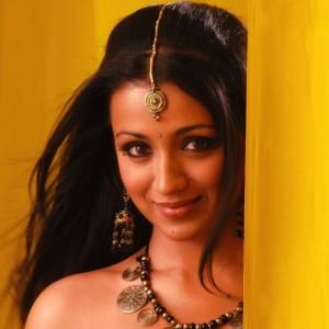 HD Wallpapers of Trisha Krishnan