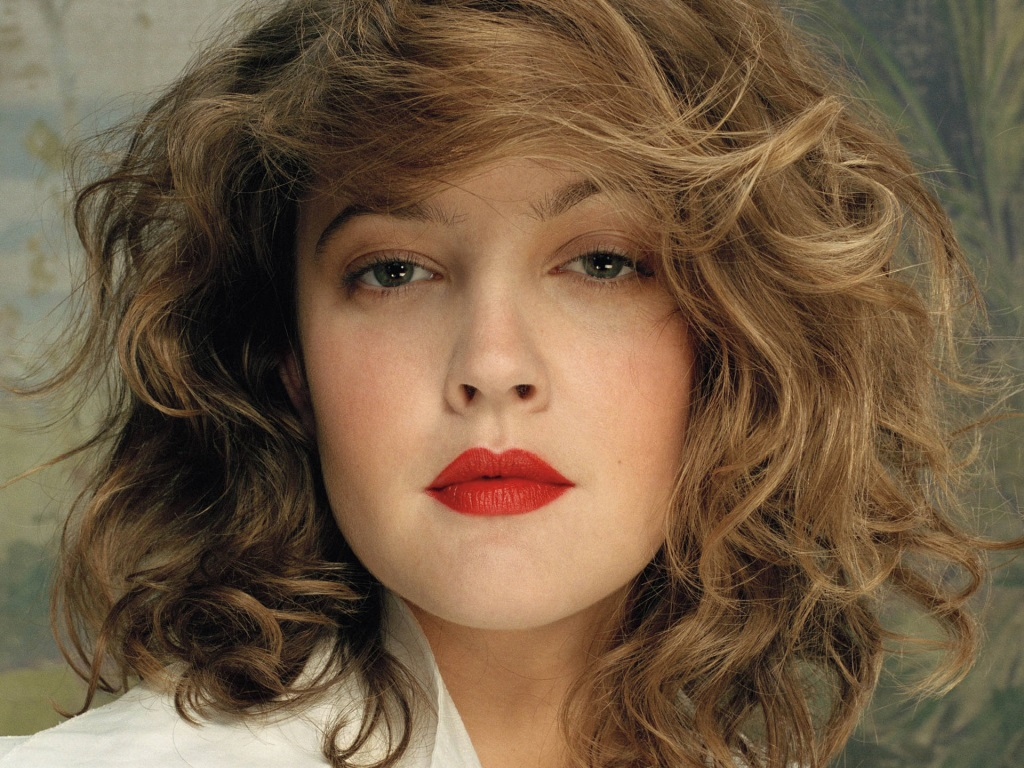 Hollywood Actress Drew Barrymore