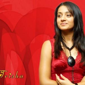 Hot Wallpapers of Trisha Krishnan