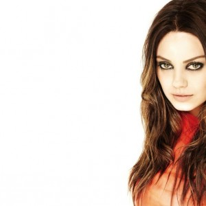 Mila Kunis Cool Pictures