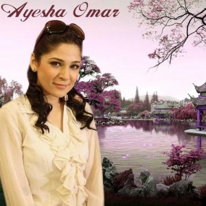 Sexy Wallpapers of Ayesha Omer