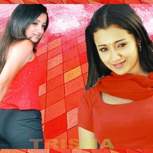 Sexy Wallpapers of Trisha Krishnan