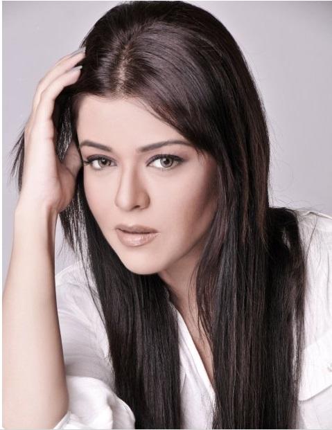 Television Star Maria Wasti