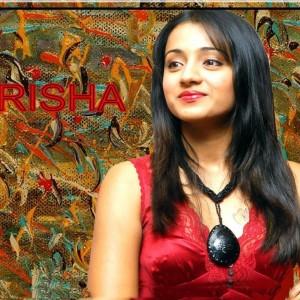 Trisha Krishnan Beautiful Pictures