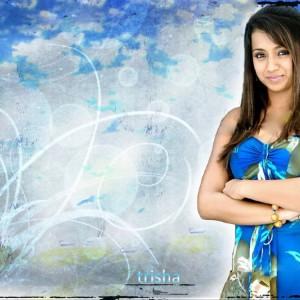 Trisha Krishnan Beautiful Wallpapers