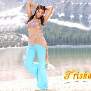 Trisha Krishnan Sexy Wallpapers