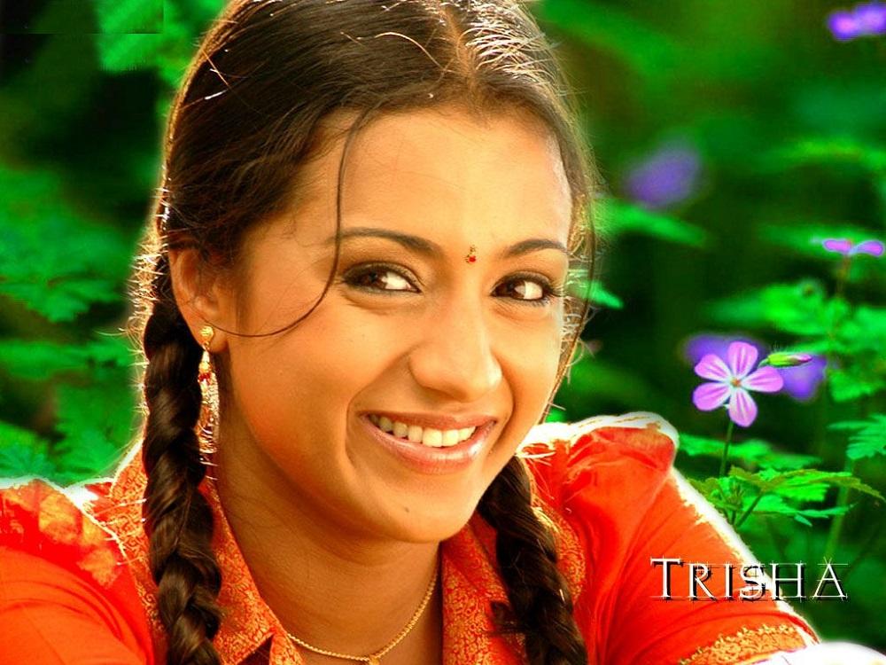 Biography Of Trisha Krishnan And Hd Wallpapers