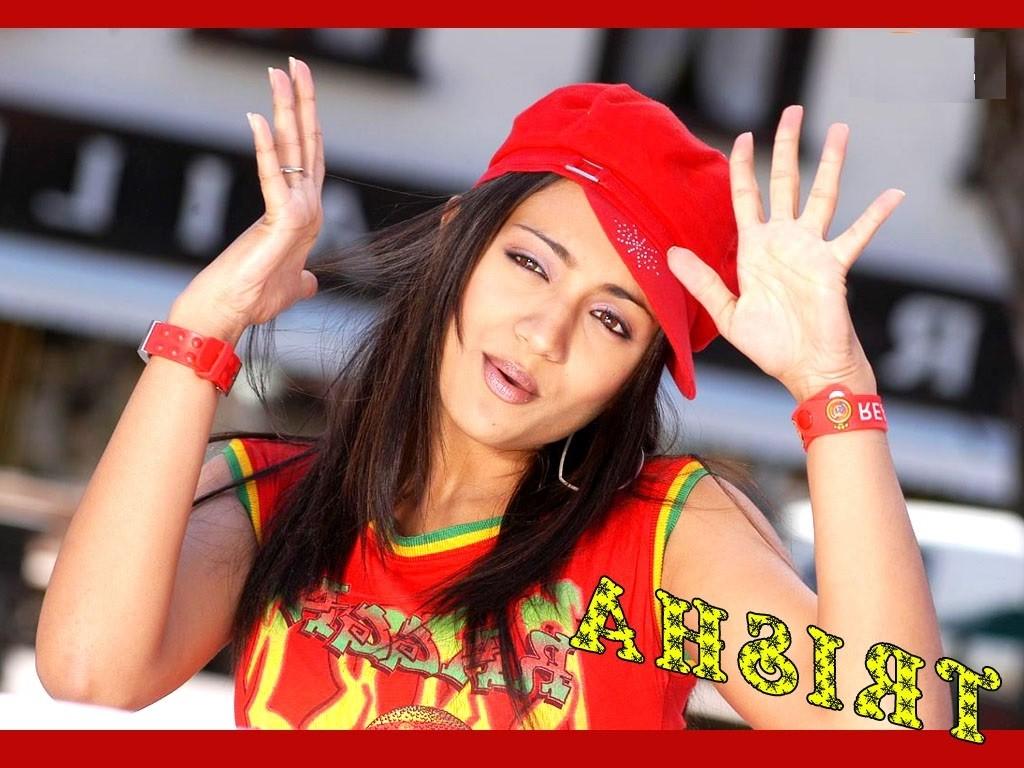 Trisha Tamil Actressj
