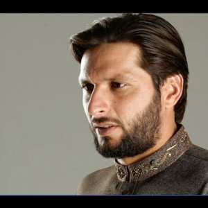 Latest Wallpapers of Shahid Afridi