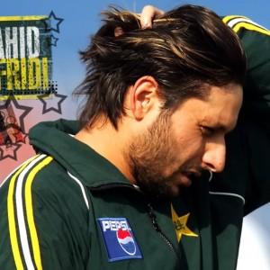 Beautiful Photos of Pakistani Cricket Shahid Afridi