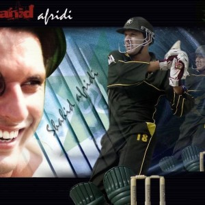 shahid afridi wallpapers for windows 7