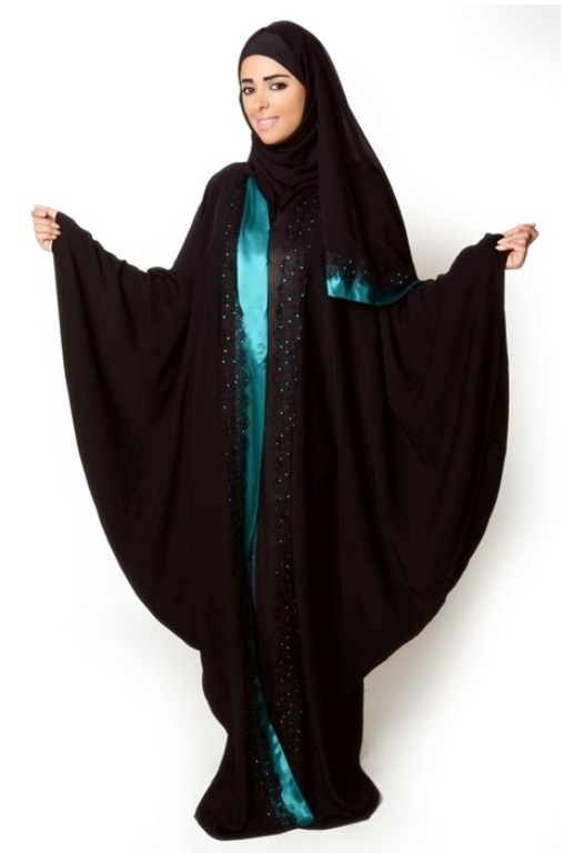 Latest Abaya Designs by World Top Designers