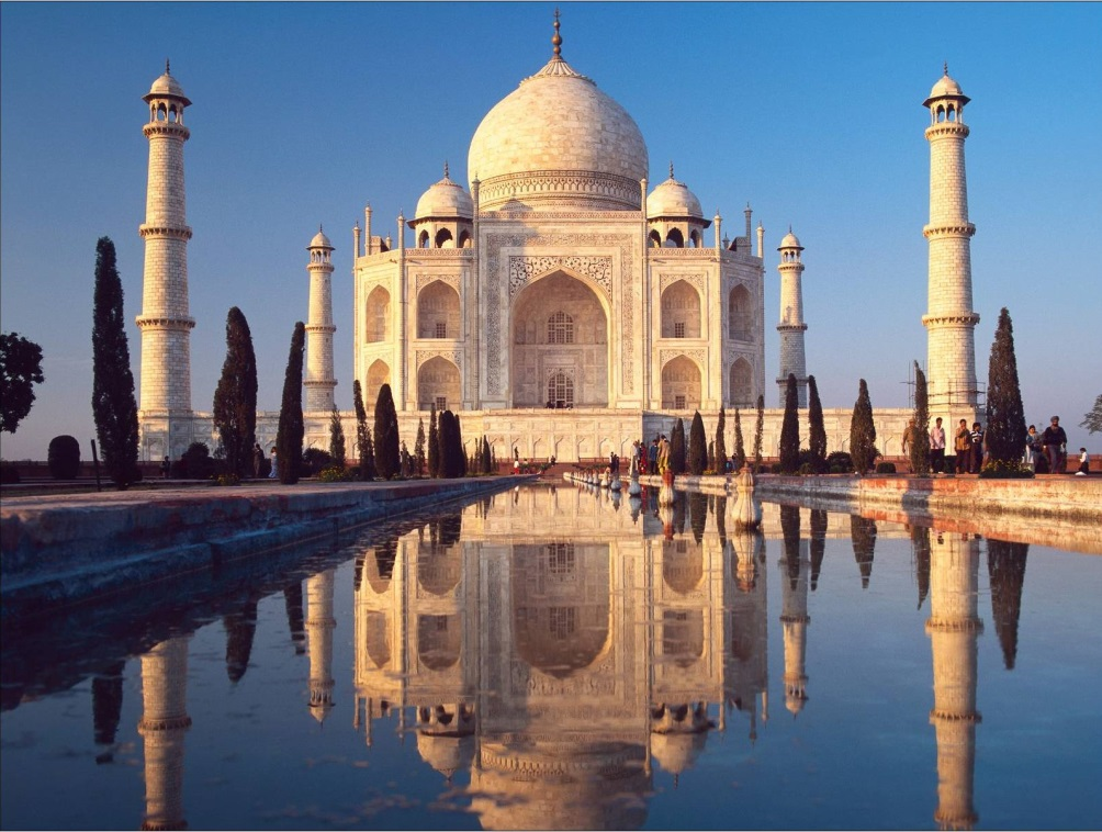 Wallpaper of Taj Mahal