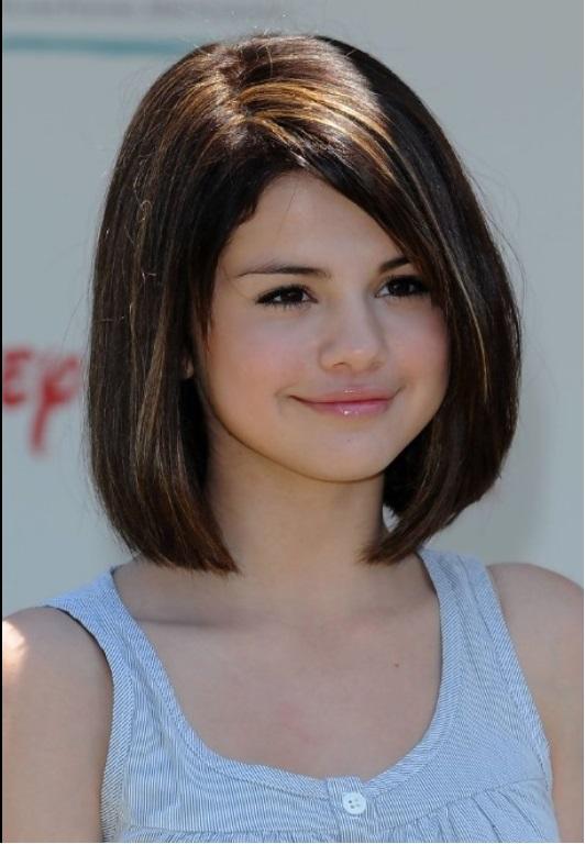 Salena Gomez Newest Hairstyle 2014 – AwazPost.com