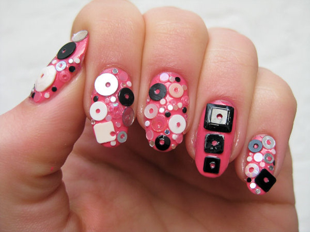 Easy Nail Art Designs 2017 For School S