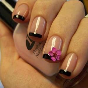 Easy Nail Art Designs for School Girls