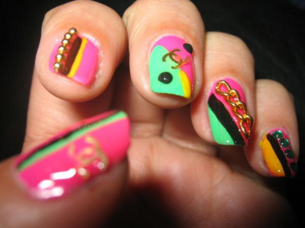 New Summer Nail Art Designs & Nail Color Trends 2015 – AwazPost.com