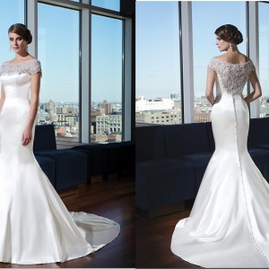 Romantic Wedding Dresses by the Justin Alexander