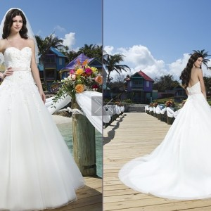 Magnificently Top Wedding Gowns by Justin Alexander