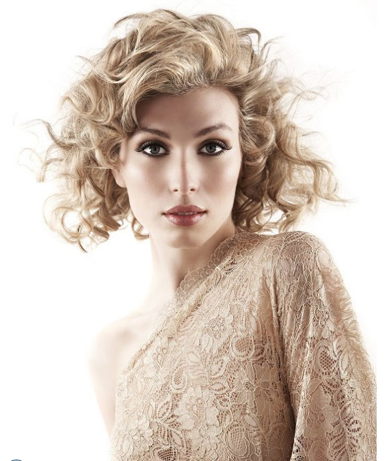 Hairstyles 2017 Perms : Wavy Permed Hairstyles for short hair 2017  AwazPost.com