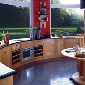 Round Shaped Kitchen Design Ideas: Part 66