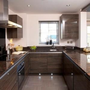 Dark Themed Kitchen Designs