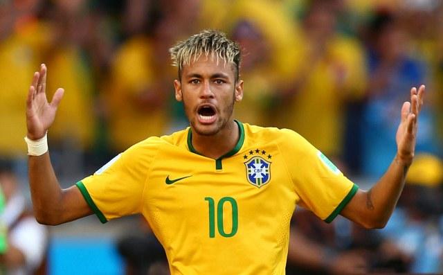 Top 10 Neymar Hairstyle 2015