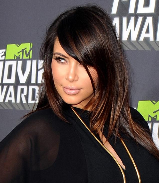 Kim Kardashian Best Hairstyles 2016