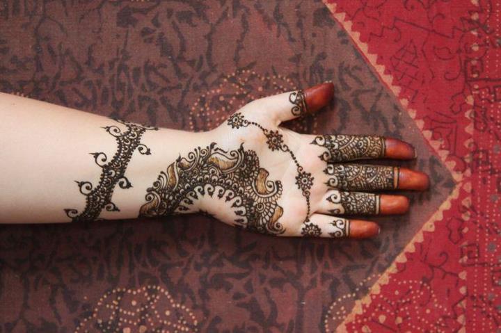 Mehndi Designs Jobs : Beautiful eid mehndi designs