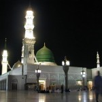 Night-View-of-Roza-e-Rasool