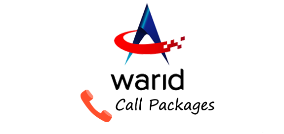 Warid Call Packages 2016 Daily, Weekly and Monthly