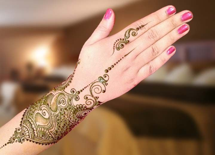 40 Beautiful Eid Mehndi Designs 2018