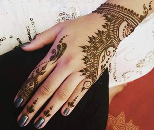 Latest mehndi design 2018 for you latest mehndi design 2018 thecheapjerseys Image collections