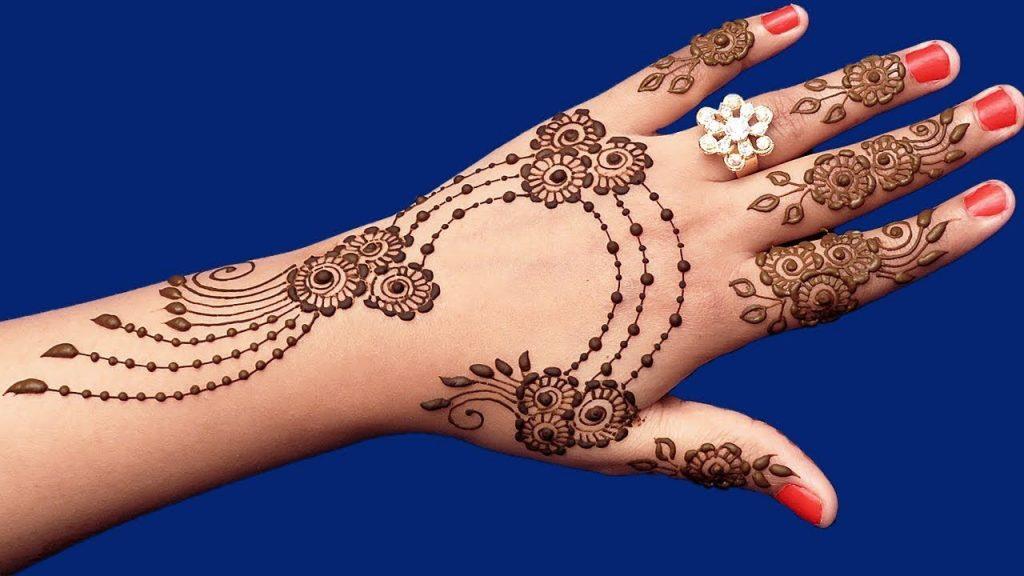 70+ Beautiful Eid Mehndi Designs 2020